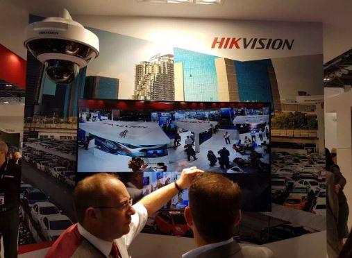 hikvision ifsec