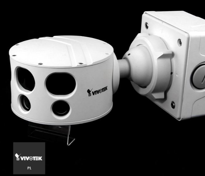 Vivotek 12MP multi-sensor camera (MS8391-EV)