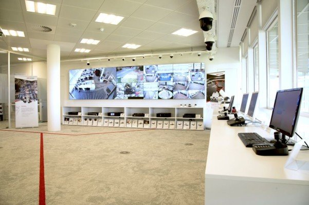 Hikvision show room