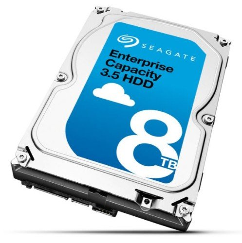 Seagate Enterprise Capacity 3.5 HDD 8TB