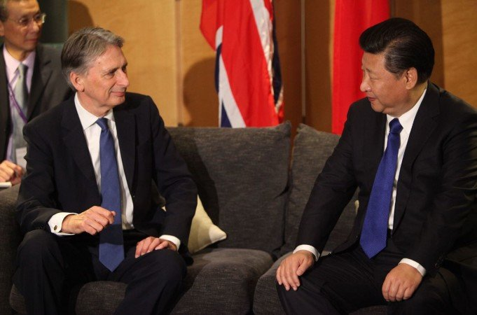 phillip-hammond-and-china-president