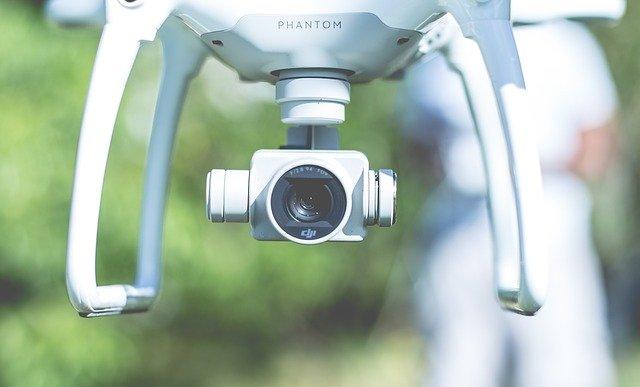 phantom drone camera