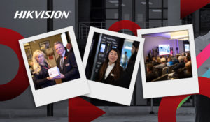 Industry gains insight into latest Hikvision technology