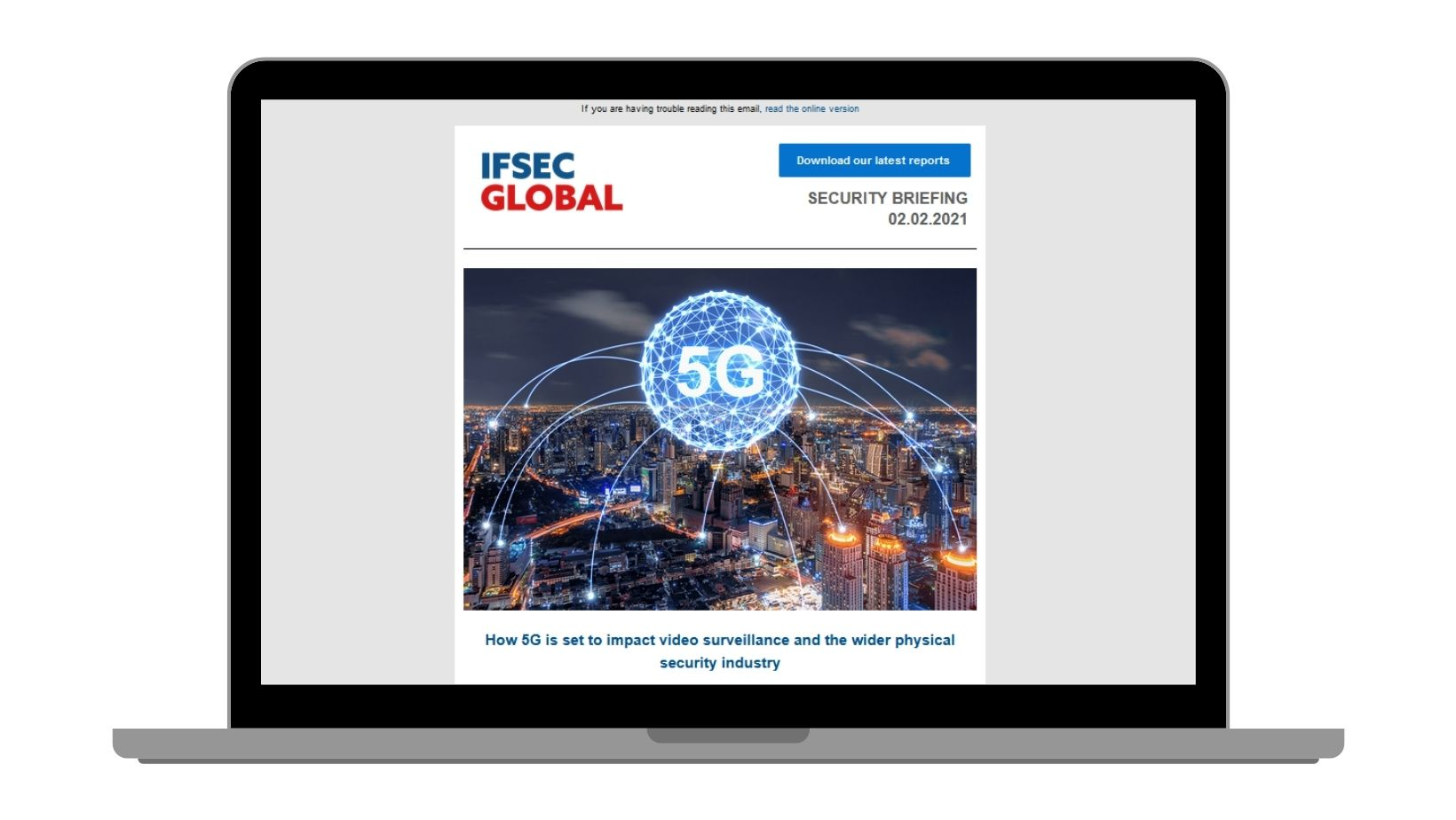 IFSEC Global Security Briefing